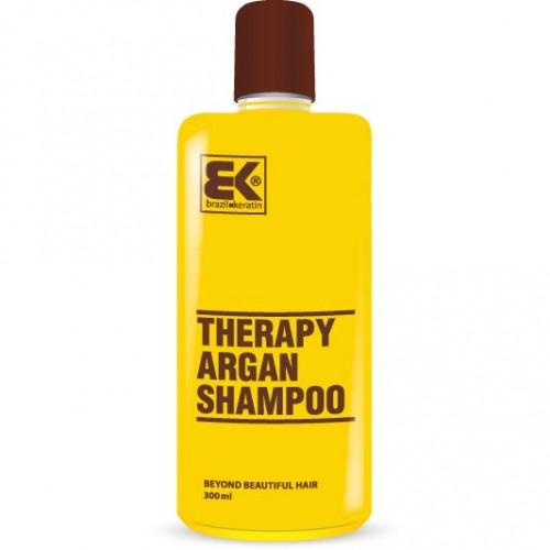Fotografie Brazil Keratin Šampon s keratinem a arganovým olejem pro všechny typy vlasů 300 ml