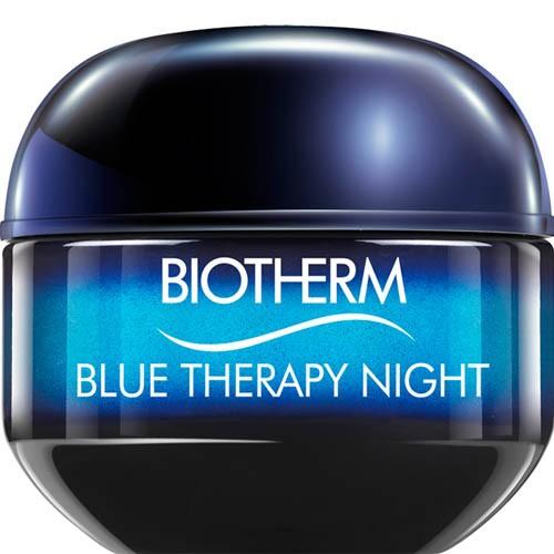 Biotherm noční protivráskový krém pro všechny typy pleti 50 ml