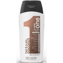 Fotografie Uniq One Kokosový posilující šampon 1000 ml