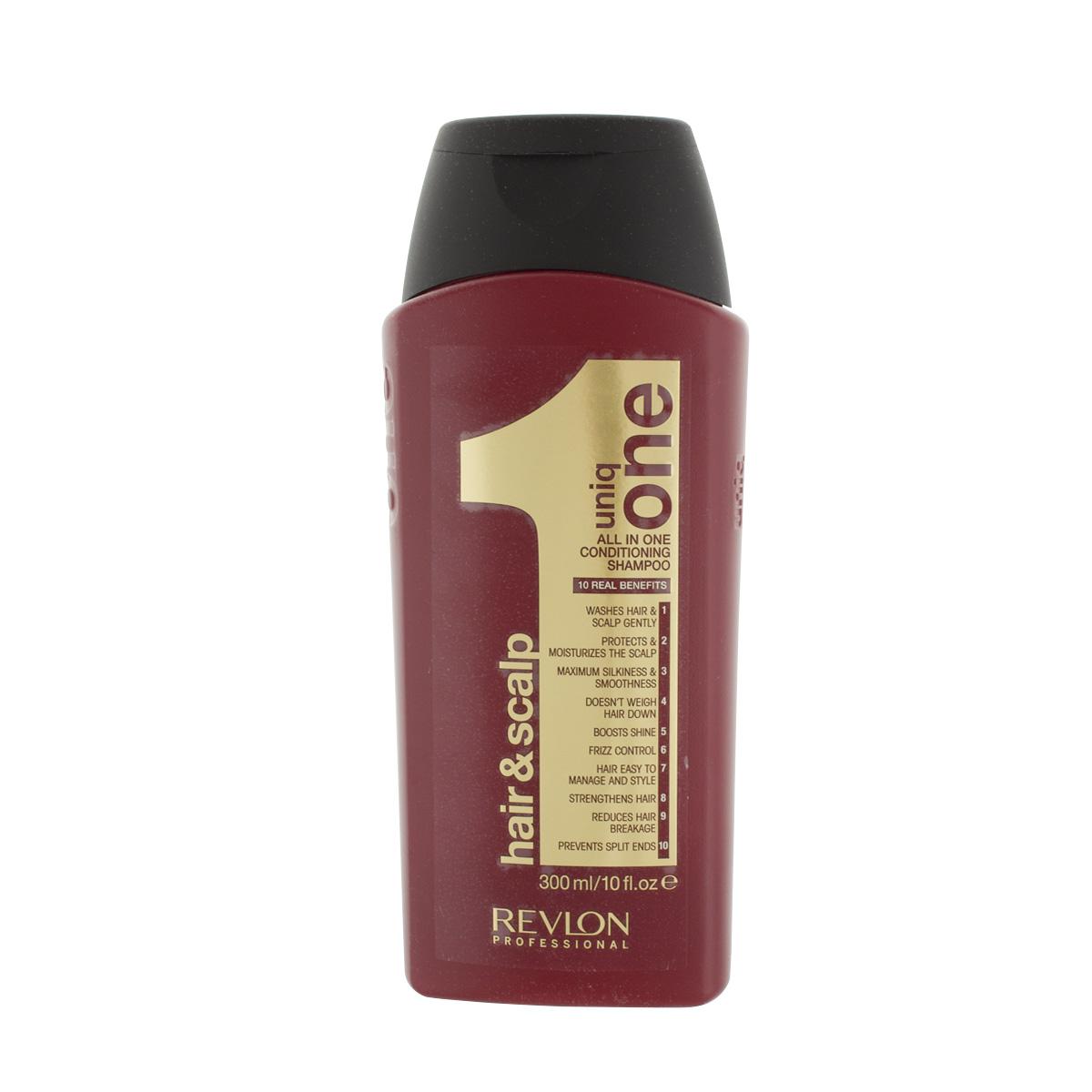 Fotografie Revlon Uniq One čistící šampon 300 ml