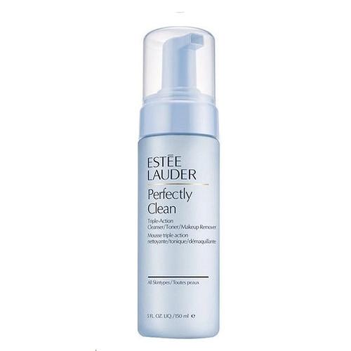 Estée Lauder Perfectly Clean, čisticí voda, tonikum a odličovač 3v1 150 ml