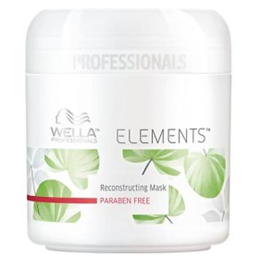 Wella Professional Elements vyživující hydratační maska na vlasy 500 ml