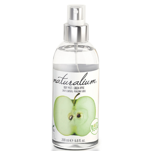 Fotografie Naturalium Tělový sprej Zelené jablko 200 ml