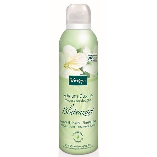 Fotografie Kneipp sprchová pěna Hedvábný květ 200 ml