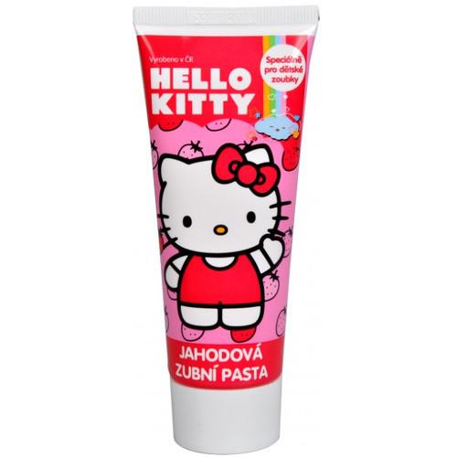 VitalCare zubní pasta s jahodou příchutí Hello Kitty 75 ml