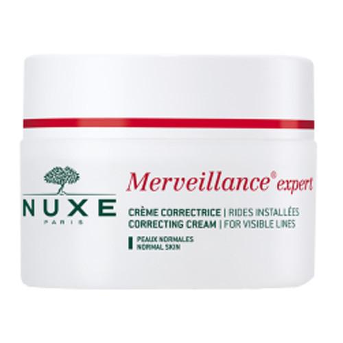Fotografie Nuxe Merveillance Expert pleťový krém proti vráskám pro normální pleť 50 ml