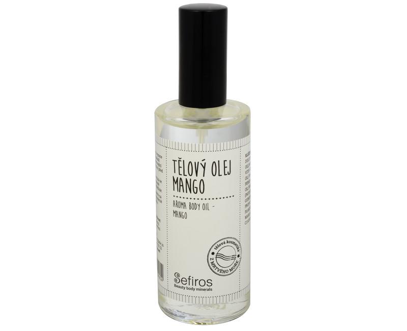 Sefiros tělový olej mango 125 ml