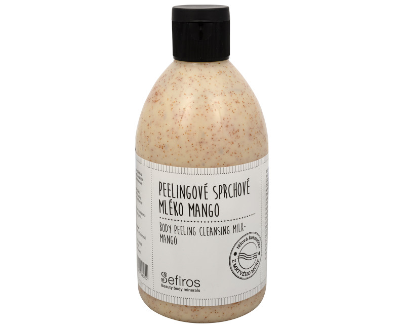 Sefiros peelingové sprchové mléko mango 500 ml