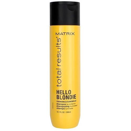 Fotografie Matrix Šampon pro oživení blond vlasů Total Results Hello Blondie