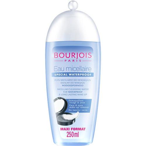 Fotografie Bourjois micelární voda pro citlivou pleť 250 ml