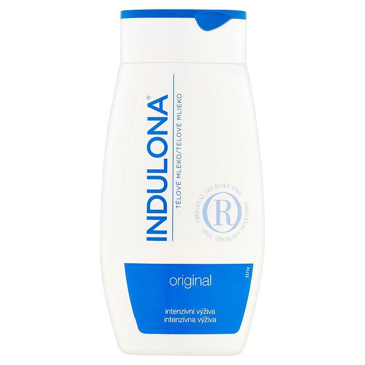 Fotografie Indulona Original vyživující tělové mléko 250 ml