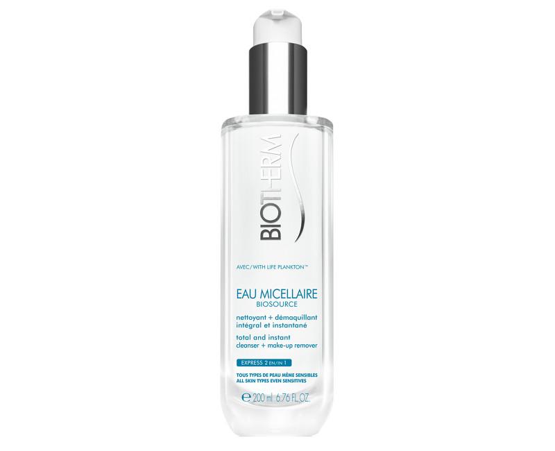 Biotherm Biosource Eau Micellaire, čisticí micelární voda 200 ml