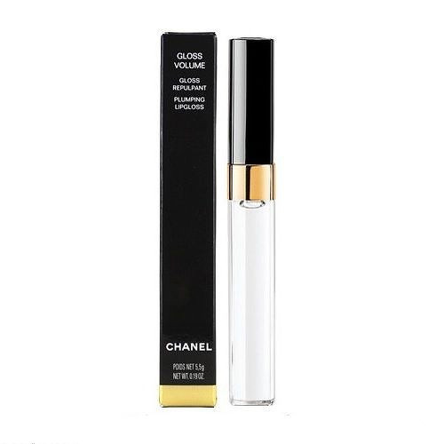 Chanel Gloss Volume, lesk pro objem rtů transparent