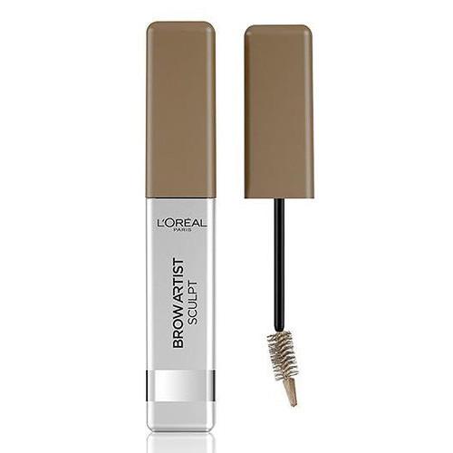 L'Oréal Paris gelová maskara na obočí 7 ml, 04 Dark Brunette