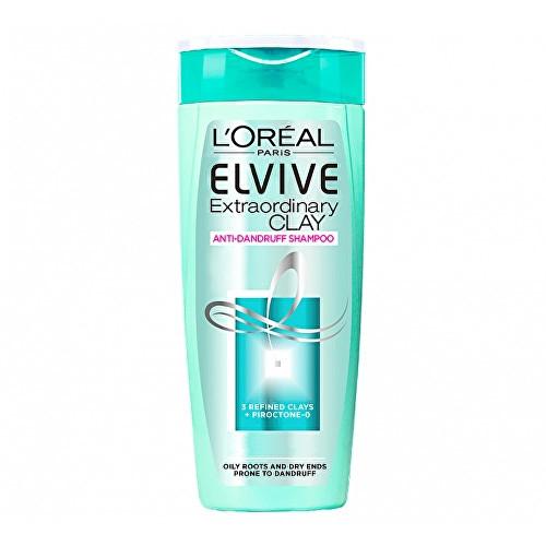 L'Oréal Paris Elseve Extraordinary Clay očisťující šampon 250 ml