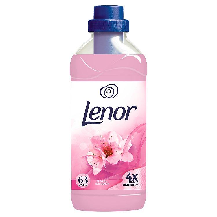 Lenor aviváž Floral, 63 praní 1,9 l