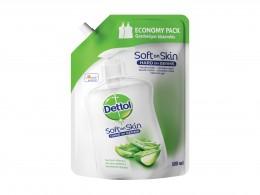 DETTOL Tekuté mýdlo Náhradní náplň Aloe Vera a vitamín E 500 ml