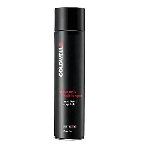 Fotografie Goldwell Salon Only lak na vlasy pro extra silnou fixaci 600 ml