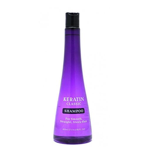 Keratin Classic šampon na vlasy s keratinem 400 ml