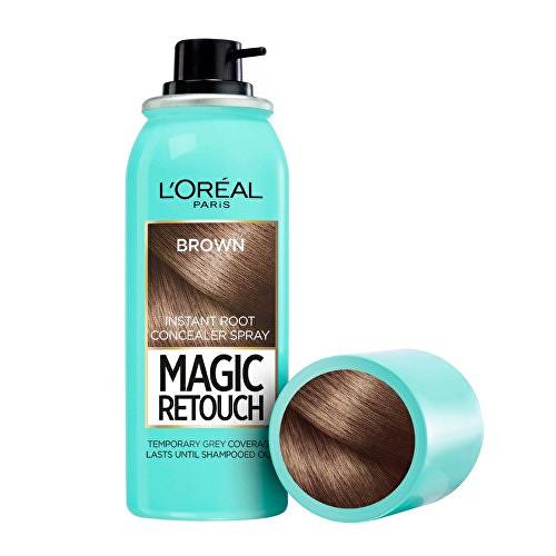 L'Oréal Paris Magic Retouch vlasový korektor šedin a odrostů 04 Dark Blonde, 75 ml