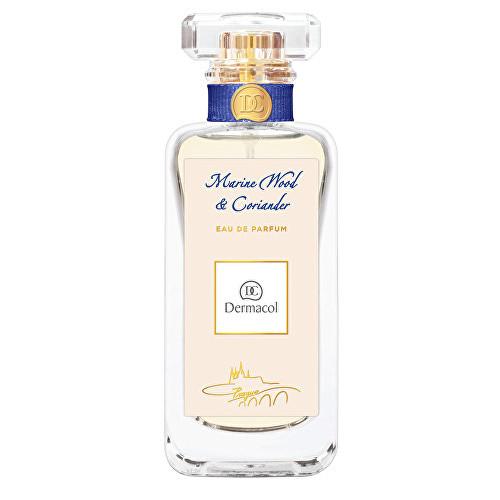 Fotografie Dermacol Marine Wood & Coriander parfémovaná voda unisex 50 ml