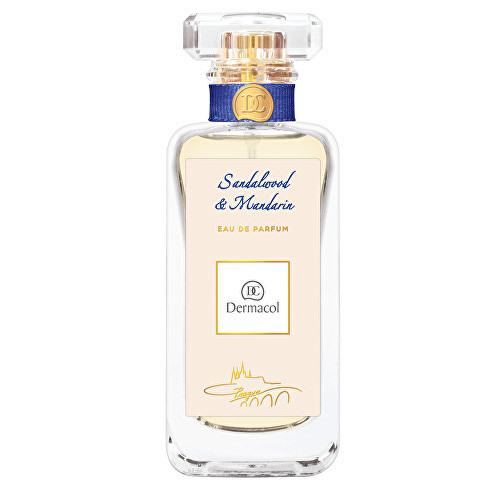 Fotografie Dermacol parfémovaná voda Santalwood & Mandarin EDP 50 ml