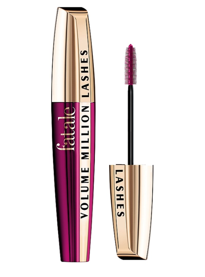 L'Oreal Paris Volume Million Lashes Fatale objemová řasenka Black