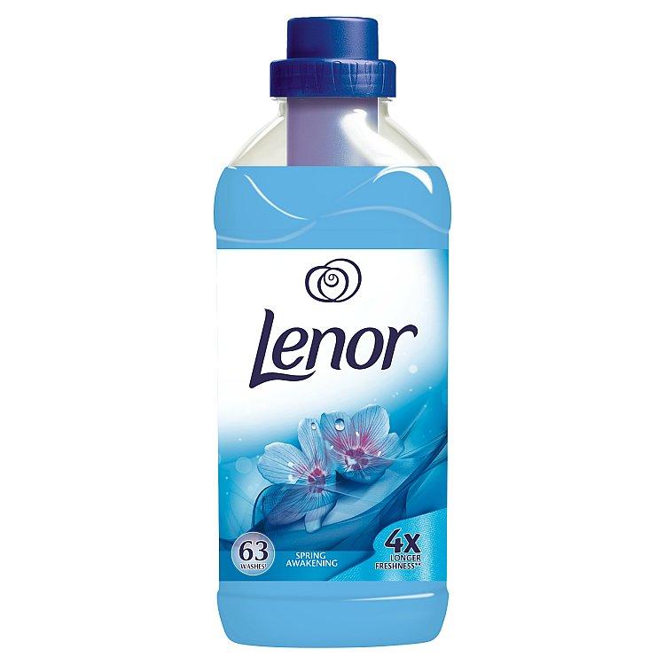 Lenor Spring aviváž, 63 praní 1,9 l