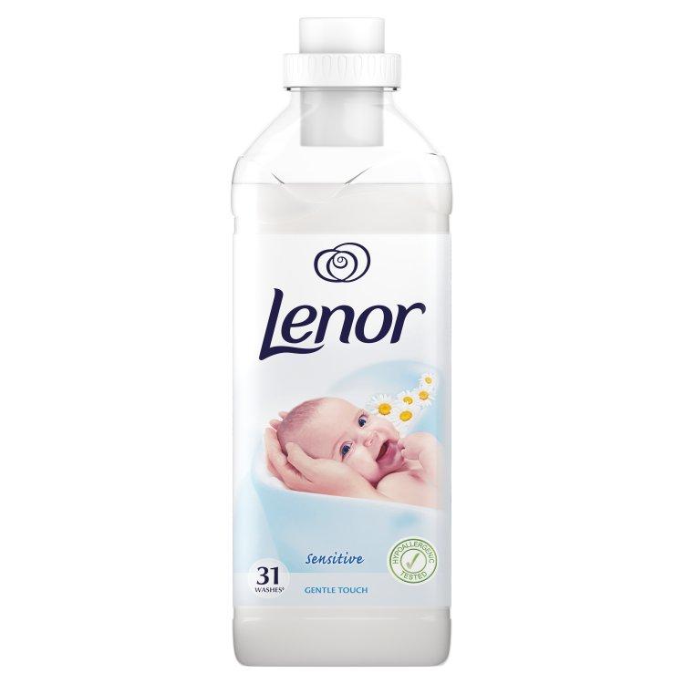 Lenor aviváž Gentle Touch, 31 praní 930 ml