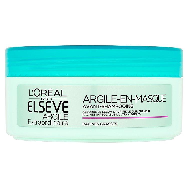 L'Oréal Paris Elseve Extraordinary Clay očišťující maska s jíly 150 ml