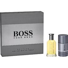 Hugo Boss No.6 dárková sada EDT a deostick 50 ml + 75 ml
