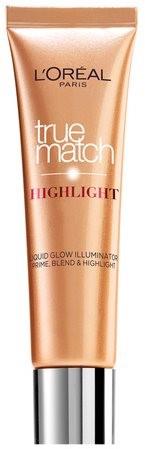L'Oréal Paris True Match Highlight tekutý rozjasňovač Golden Glow