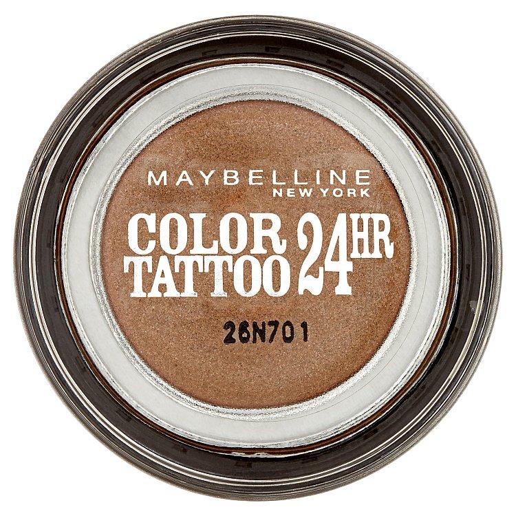 Maybelline New York Color Tattoo 24hr Gel-Cream Eyeshadow oční stíny 102 Fantasy