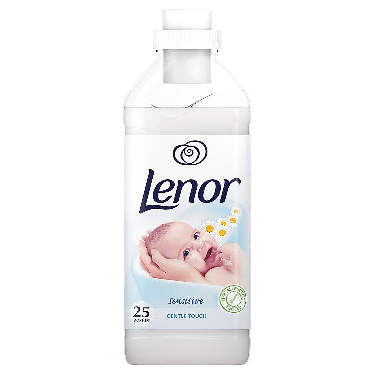 Lenor aviváž Gentle Touch, 25 praní 750 ml