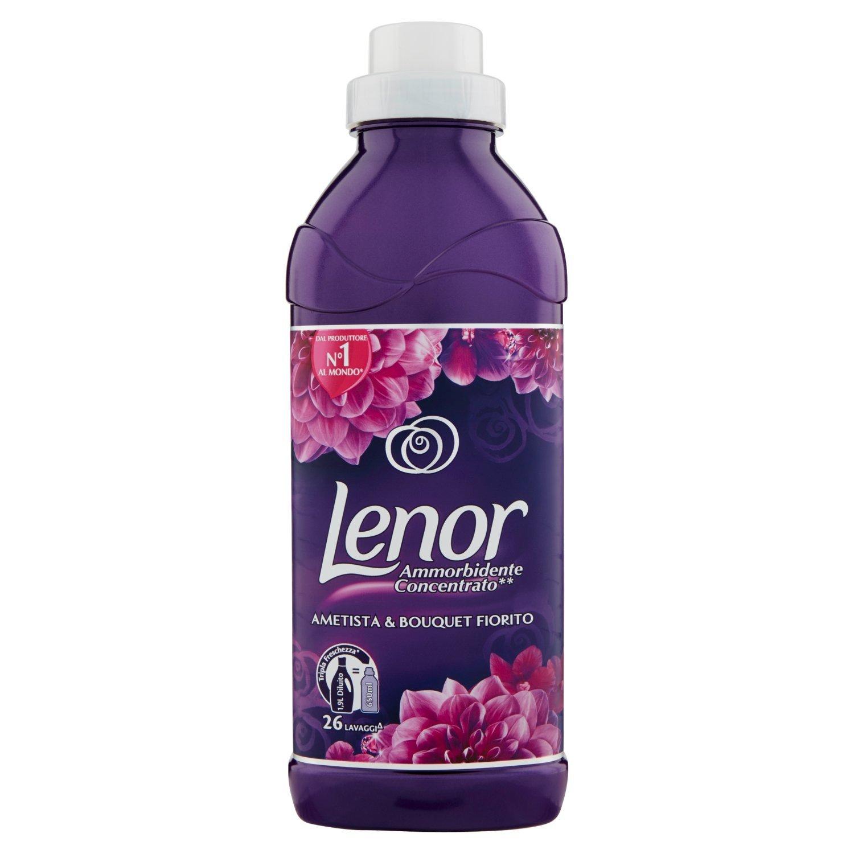 Lenor aviváž Amethyst & Floral Bouquet, 26 praní 780 ml