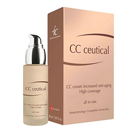 Fytofontana Stem Cells CC Ceutical, krém proti vráskám jemně krycí 30 ml