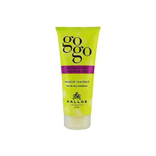 Kallos GoGo osvěžující sprchový gel 200 ml