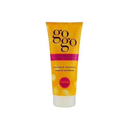 Kallos GoGo hydratační tělové mléko 200 ml
