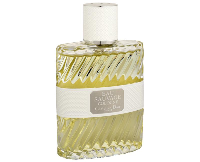 Fotografie Dior Eau Sauvage Cologne kolínská voda TESTER 100 ml