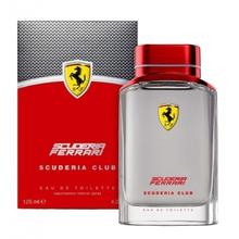 Fotografie Ferrari Scuderia Club toaletní voda pro muže 125 ml