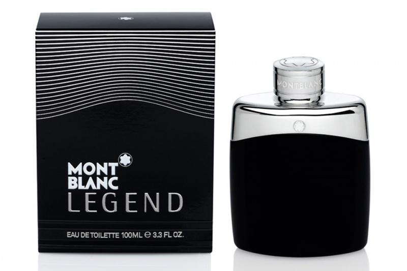 Fotografie Mont Blanc Legend Spirit toaletní voda TESTER 100 ml