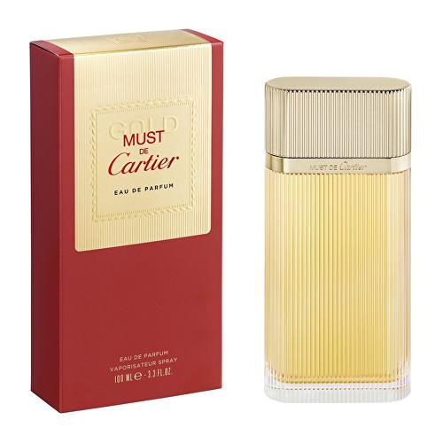 Cartier Must de Cartier Gold parfémová voda 100 ml
