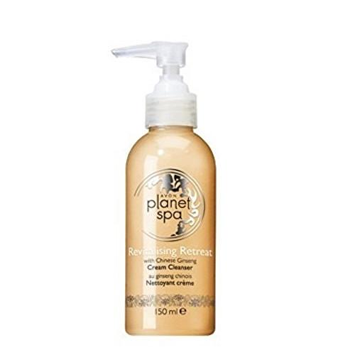Avon Planet Spa revitalizační pleťový čisticí krém s výtažky z ženšenu pravého 150 ml