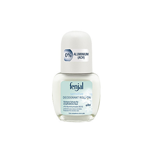 Fenjal krémový deodorant roll-on pro citlivou pokožku Sensitive 48H 50 ml