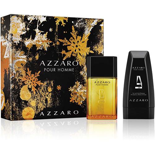 Azzaro Pour Homme - EDT + sprchový gel 100 ml + 150 ml