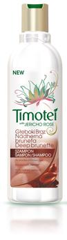 Fotografie Timotei Nádherná bruneta kondicionér pro hnědé odstíny vlasů 300 ml