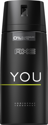 Axe YOU deodorant pro muže sprej 150 ml