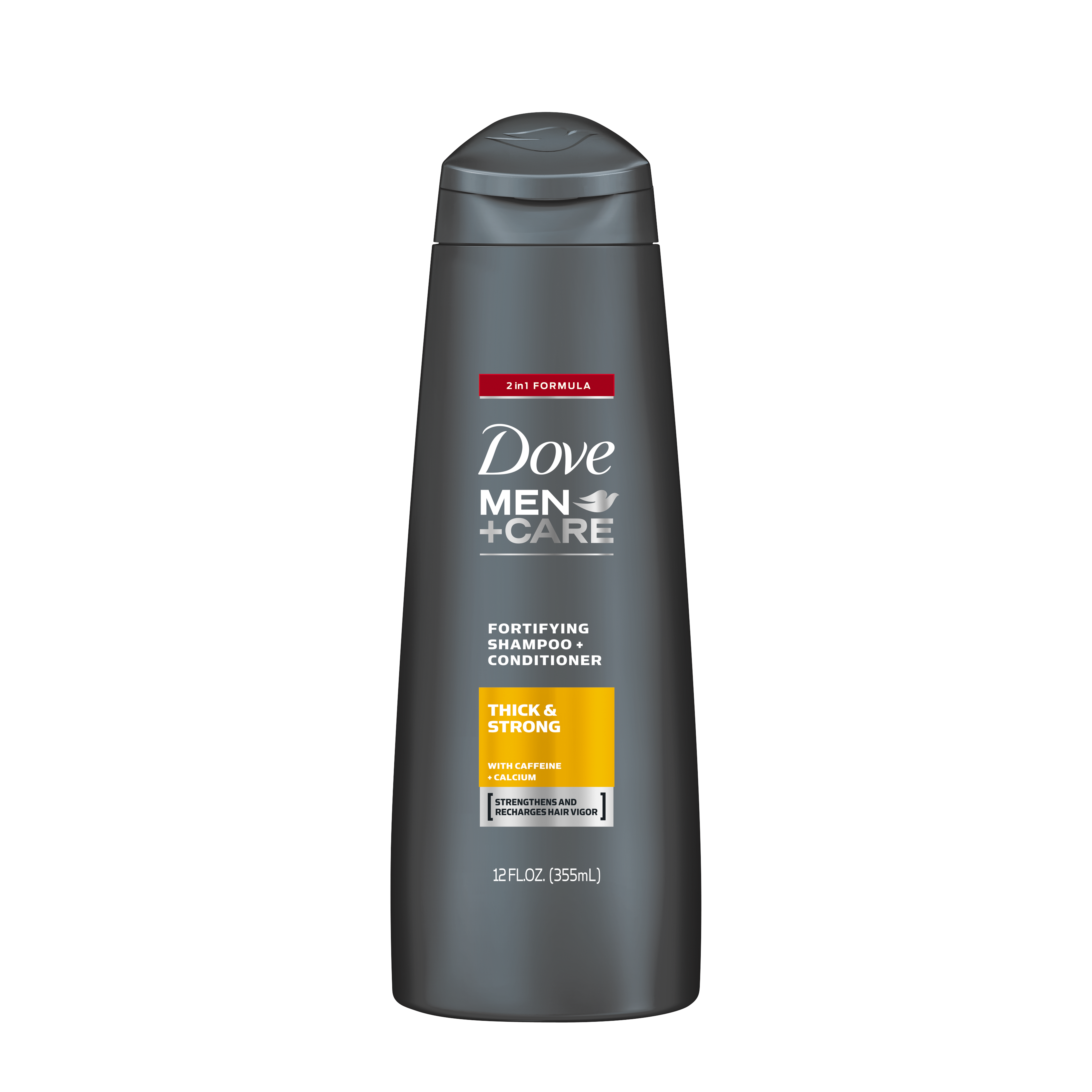Dove Men+Care Thickening posilující šampon 400 ml