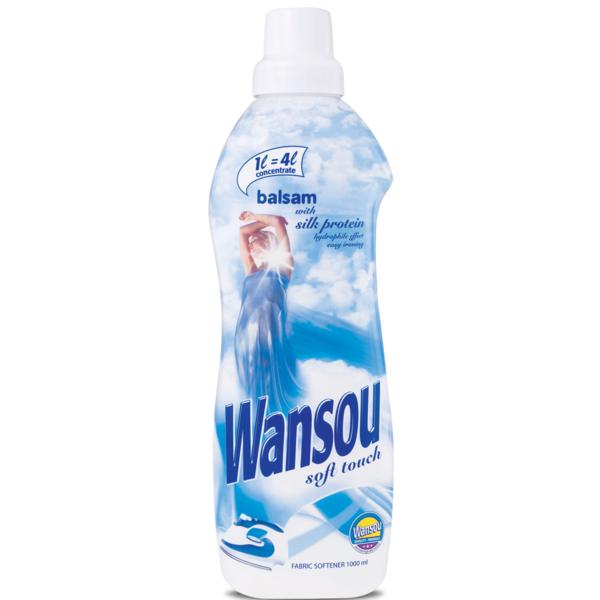 Wansou bílo-modrá aviváž, Balzám 1 l