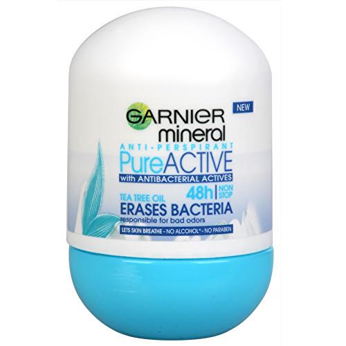 Garnier Mineral Pure Active roll-on minerální antiperspirant 50 ml